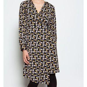 Brooklyn Industries xs Wrap Dress Reverb Dress